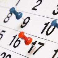 К вниманию клиентов и гостей сайта ЮК Легал: график рабочих и выходных дней в новогодние и рождественские праздники