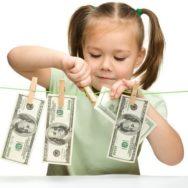 Взыскание алиментов  на ребенка