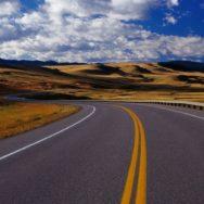 На дорогах Украины сузят полосы движения