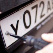 Як відновити пошкоджені, втрачені чи викрадені номерні знаки?