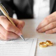 Шлюбний договір. Визнання шлюбного договору недійсним